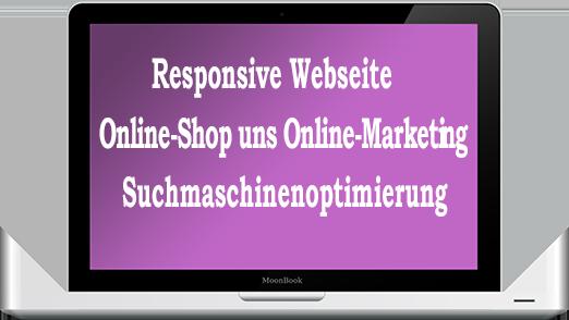 responsiver webseite